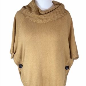 Susan Lawrence Sweater Crowl Neck Size Large